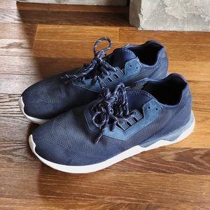 Adidas Navy Tubular Sneakers